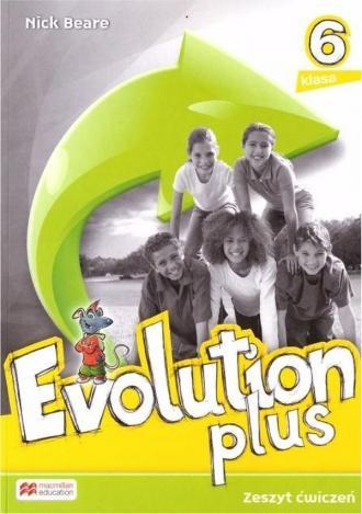 Evolution Plus 6 WB - okładka podręcznika