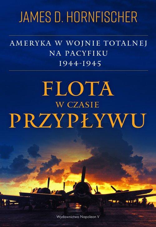 Flota w czasie przypływu. Ameryka - okładka książki