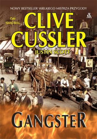 Gangster - okładka książki
