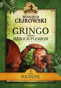 Gringo wśród dzikich plemion cz. - okładka książki