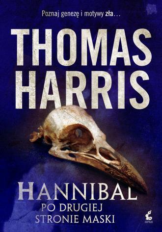 Hannibal. Po drugiej stroie maski - okładka książki