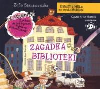 Ignacy i Mela na tropie złodzieja. - okładka książki