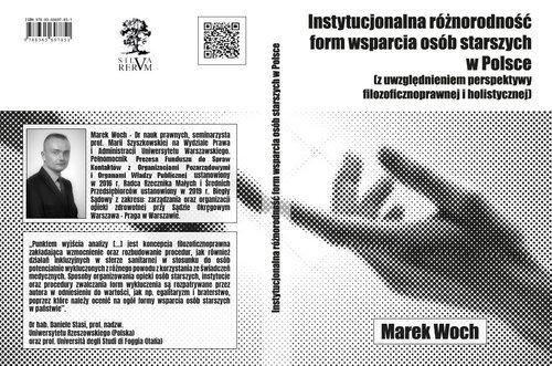 Instytucjonalna różnorodność form - okładka książki