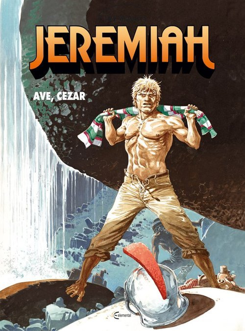 Jeremiah 18 Ave Cezar - okładka książki
