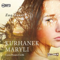 Kurhanek Maryli - pudełko audiobooku