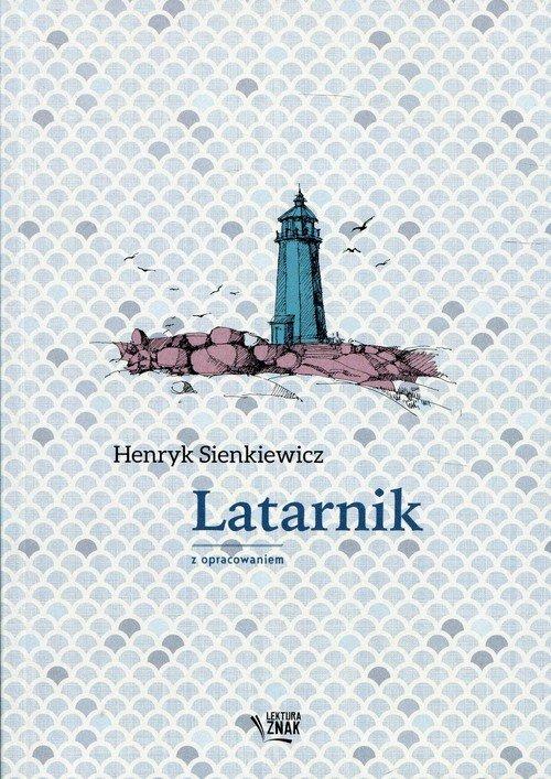 Latarnik. Lektura z opracowaniem - okładka podręcznika