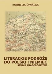 Literackie podróże do Polski i - okładka książki