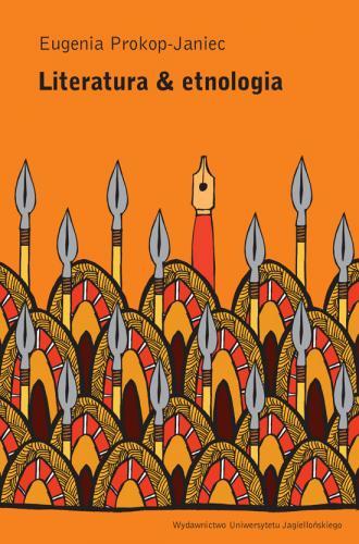 Literatura & etnologia - okładka książki
