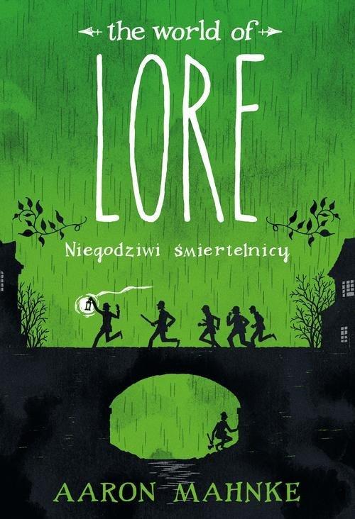 Lore Niegodziwi śmiertelnicy - okładka książki