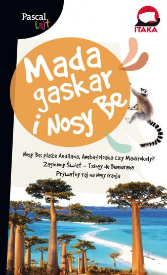 Madagaskar i Nosy Be - okładka książki