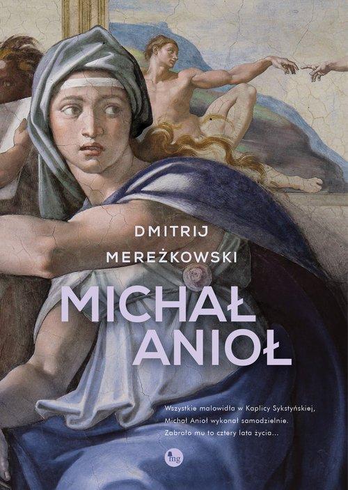 Michał Anioł - okładka książki