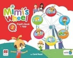 Mimi s Wheel 2 PB + kod do NAVIO - okładka podręcznika
