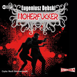 Moherfucker - pudełko audiobooku