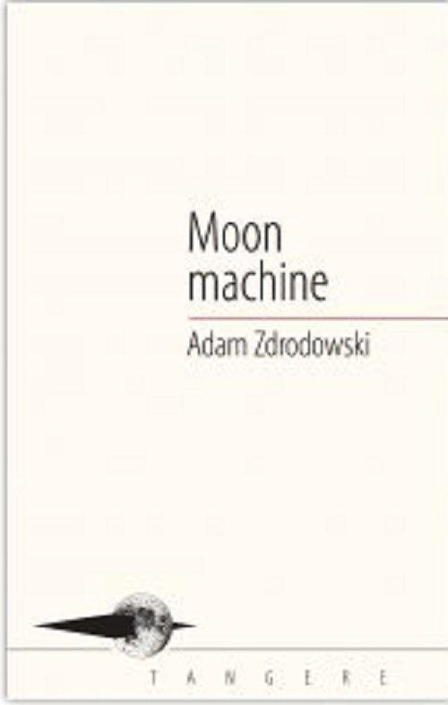 Moon machine - okładka książki