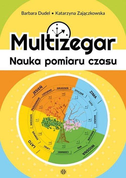 Multizegar. Nauka pomiaru czasu - okładka książki