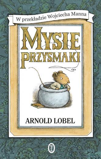 Mysie przysmaki - okładka książki