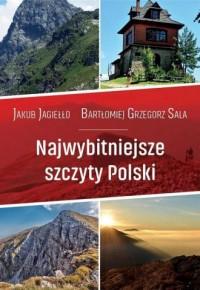 Najwybitniejsze szczyty Polski - okładka książki