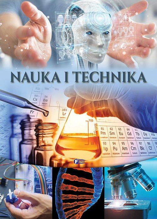 Nauka i technika - okładka książki