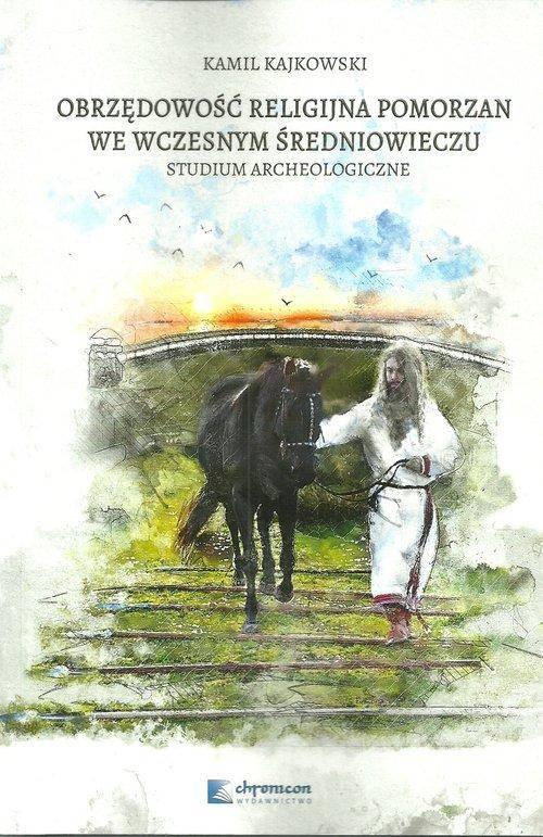 Obrzędowość religijna Pomorzan - okładka książki