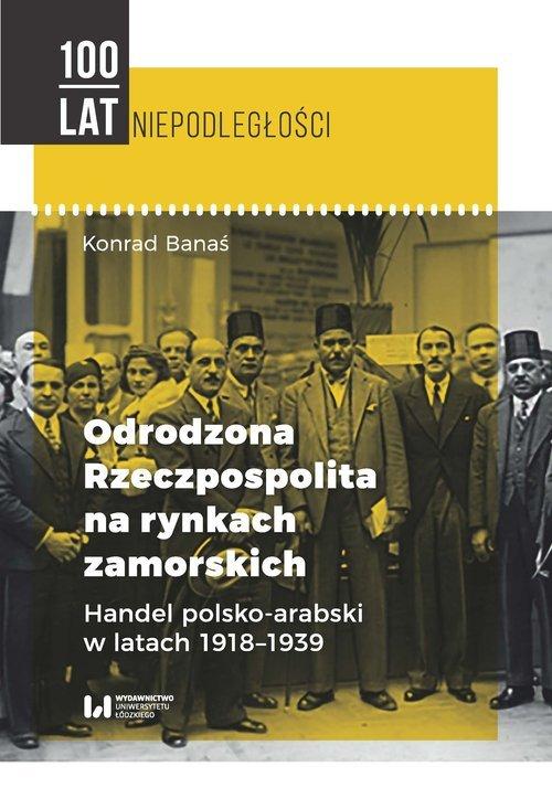 Odrodzona Rzeczpospolita na rynkach - okładka książki