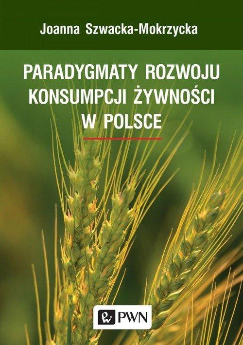 Paradygmaty rozwoju konsumpcji - okładka książki