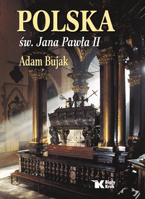 Polska św. Jana Pawła II - okładka książki