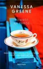 Powrót na Paros (kieszonkowe) - okładka książki