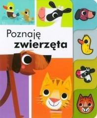 Poznaję zwierzęta - okładka książki