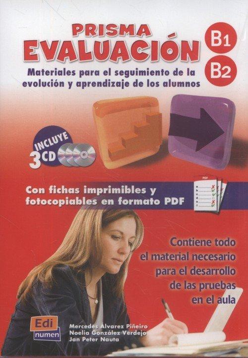 Prisma Evaluacion B1/B2 (+ CD) - okładka podręcznika