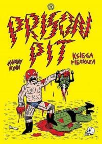 Prison Pit - 1 - okładka książki