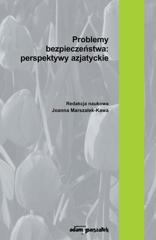 Problemy bezpieczeństwa: perspektywy - okładka książki