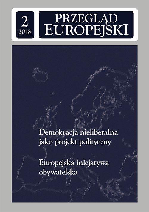 Przeglad Europejski 2018/2 - okładka książki