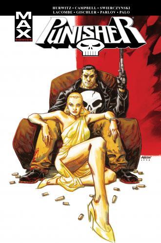 Punisher Max. Tom 6 - okładka książki