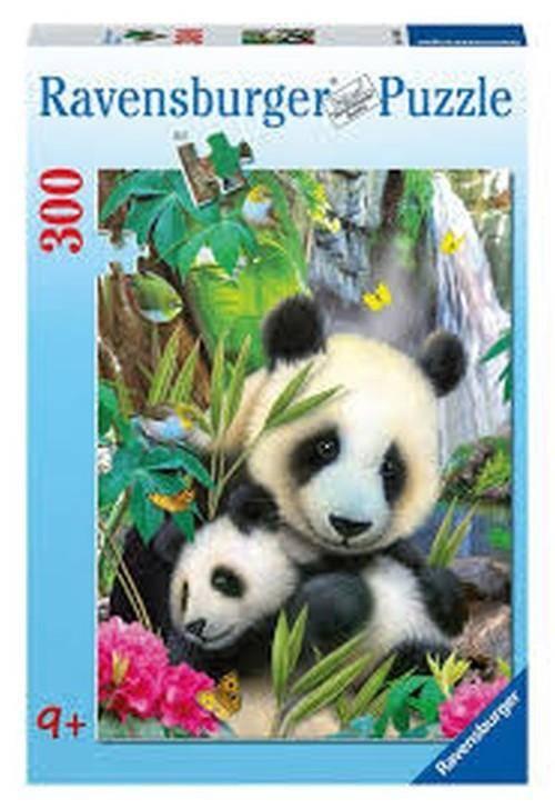 Puzzle 300 XXL. Kochana panda - zdjęcie zabawki, gry