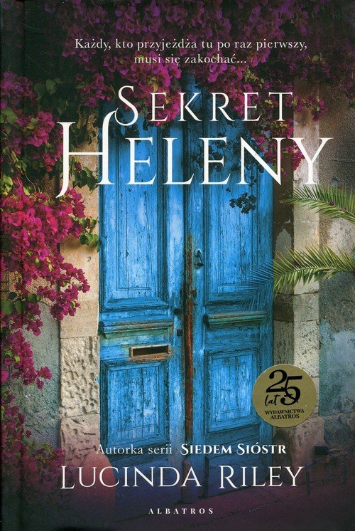 Sekret Heleny - okładka książki