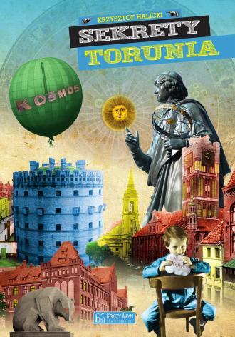 Sekrety Torunia - okładka książki