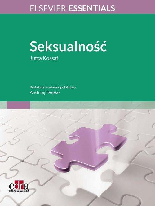 Seksualność Elsevier Essentials - okładka książki