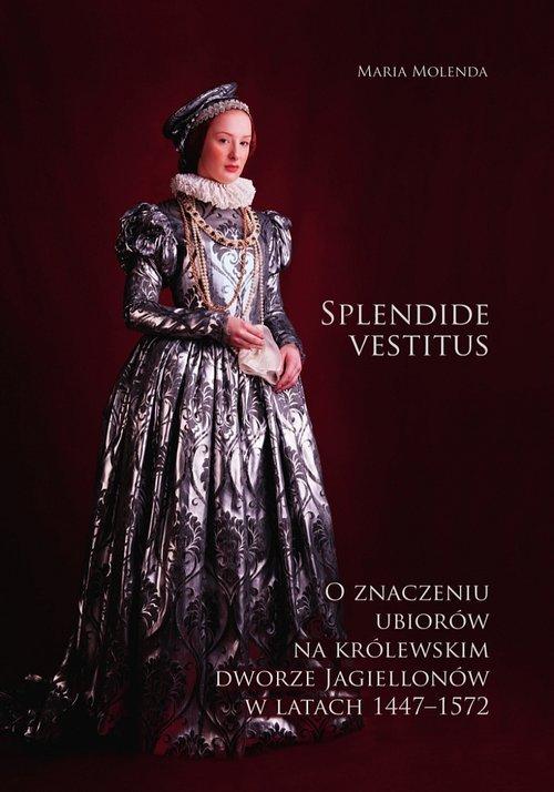 Splendide vestitus. O znaczeniu - okładka książki