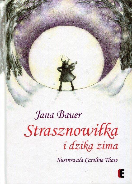 Strasznowiłka i dzika zima - okładka książki