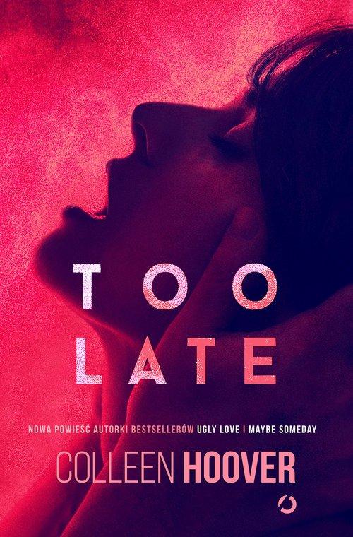 Too Late - okładka książki