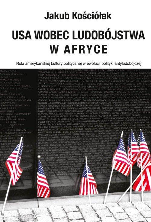 USA wobec ludobójstwa w Afryce. - okładka książki