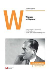 Wiersze polityczne - okładka książki