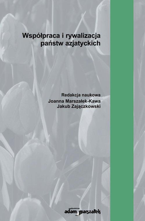 Współpraca i rywalizacja państw - okładka książki