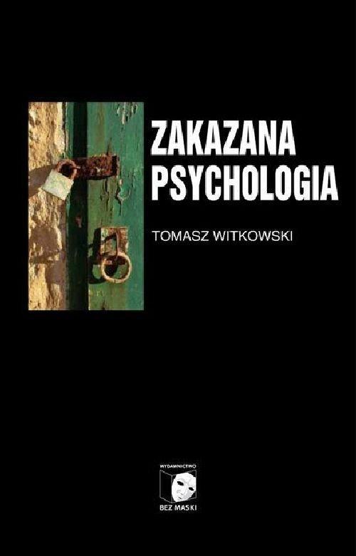Zakazana psychologia. Tom III. - okładka książki