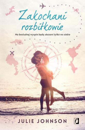 Zakochani rozbitkowie - okładka książki