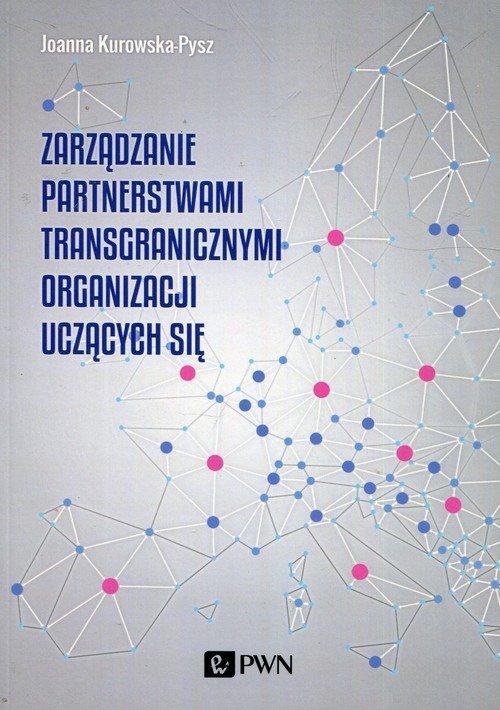 Zarządzanie partnerstwami transgranicznymi - okładka książki