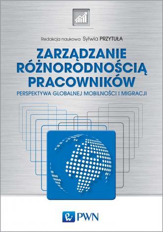 Zarządzanie różnorodnością pracowników. - okładka książki