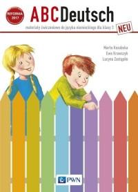 ABCDeutsch neu 3. Szkoła podstawowa. - okładka podręcznika