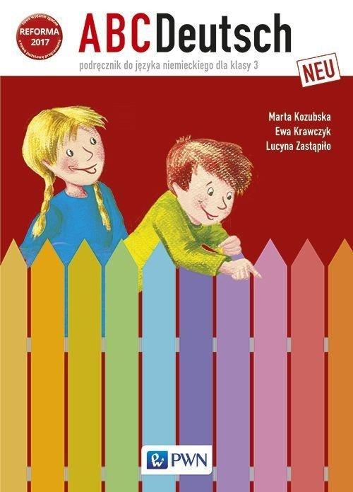 ABCDeutsch neu 3. Szkoła podstawowa - okładka podręcznika