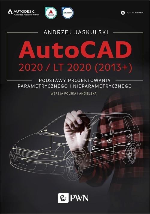 AutoCAD 2020 / LT 2020 (2013+). - okładka książki